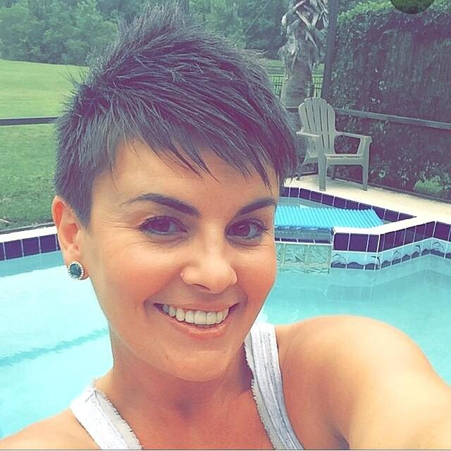 Best Short Pixie Cut Hairstyles 2018 : @tystyleme very lovely! Your cut is so perfect for you! L ...