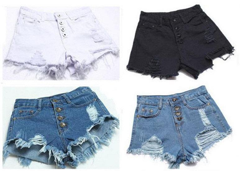 Denim Jeans Blue Jeans Ripped Jeans Casual Spring Outfits For Teen Girls