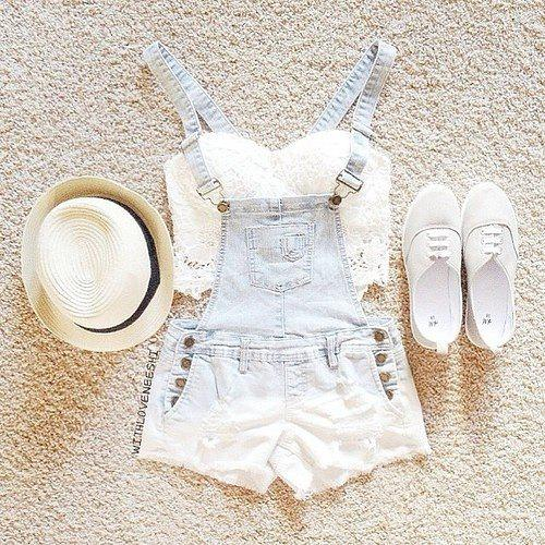 Polyvore Outfits For Early Spring #love #white…