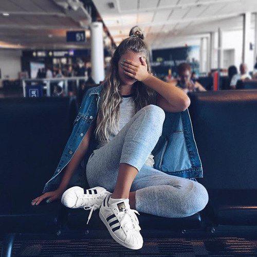 adidassuperstar #tumblrgirl… on Stylevore