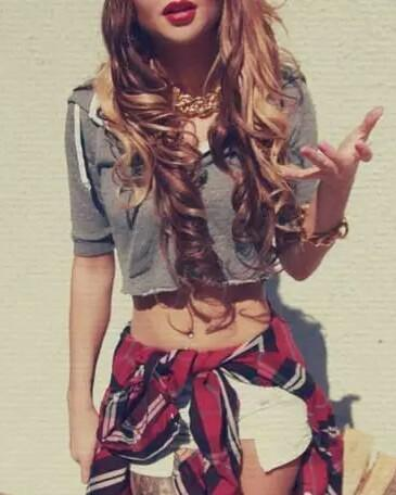 the latest teen fashion trends…