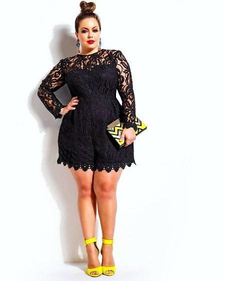 Latest Collection Of Stylish Plus Size Dresses On Stylevore