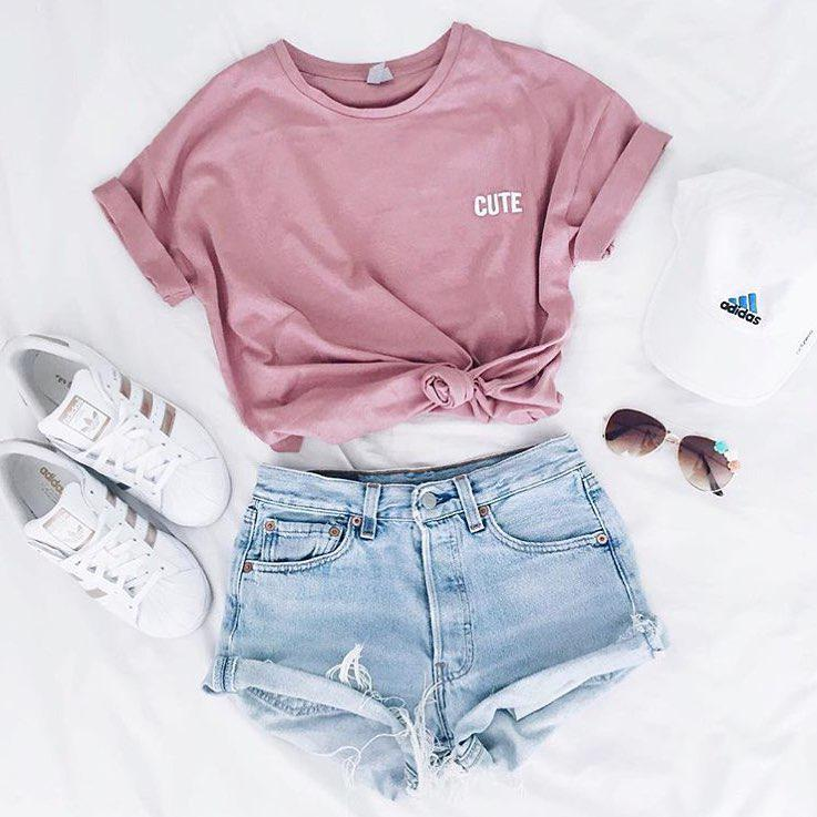 Cute outfits, Casual wear, Crop top