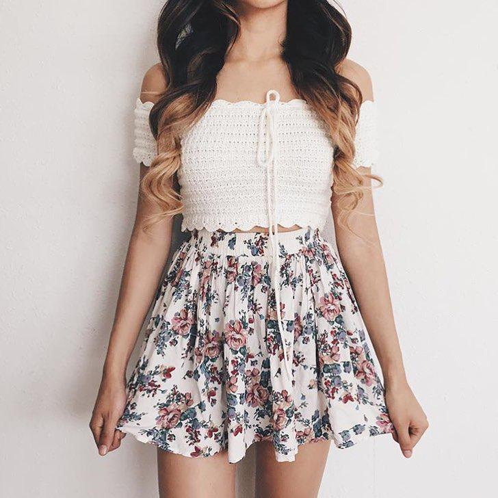 Summer tumblr cute outfits