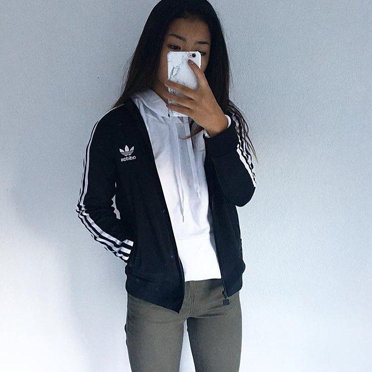 Popular Adidas Outfits on Tumblr for Girls.
