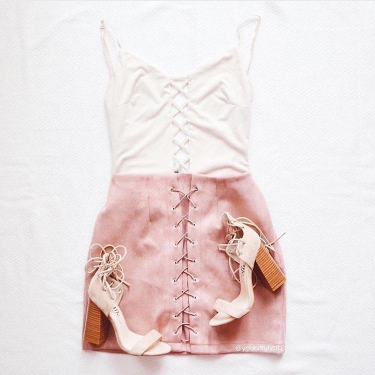 Shorts Outfit Zen Cart, Denim skirt