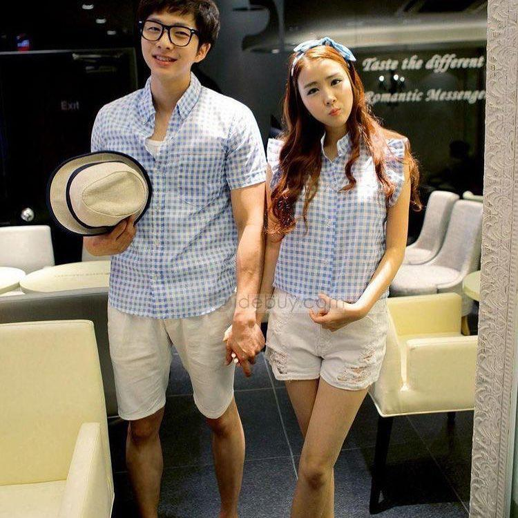 Matching shirt of your partner is really gorgeous and beautiful and you can make it even more sp ...
