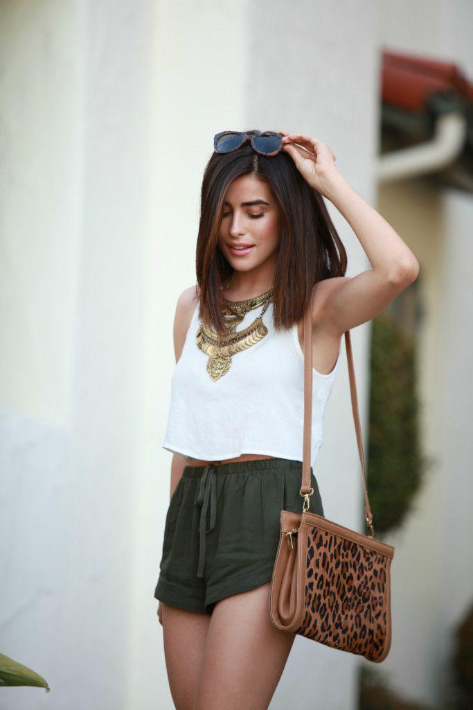 Beach Vacation Outfits : Go for light fabrics for your summer vacation outfits to help you keep  ...