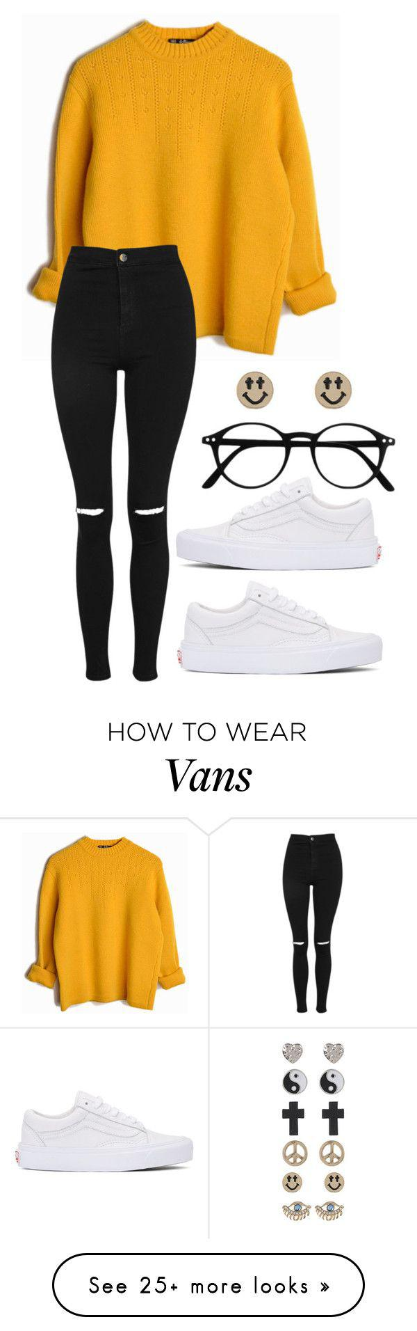 """What To Wear With Black Jeans : """"Sunday morning rain is falling"""" by freedom2095 on P ..."""
