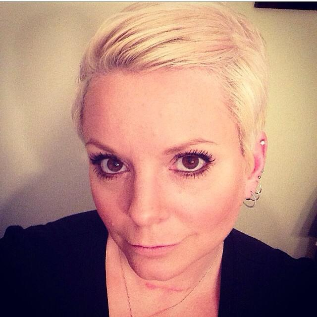 Pixie Haircuts 2018 : @sherylstargirl very stunning pixie!! Thank you so much for sharing!:) #lo ...
