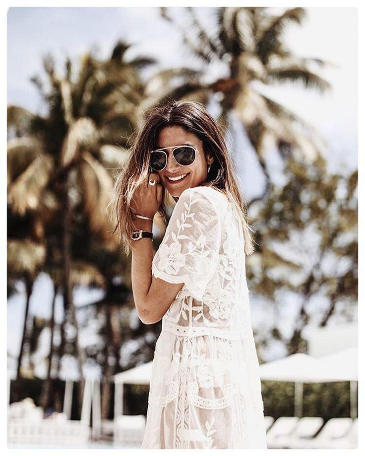 Hot Honeymoon Outfits: boho