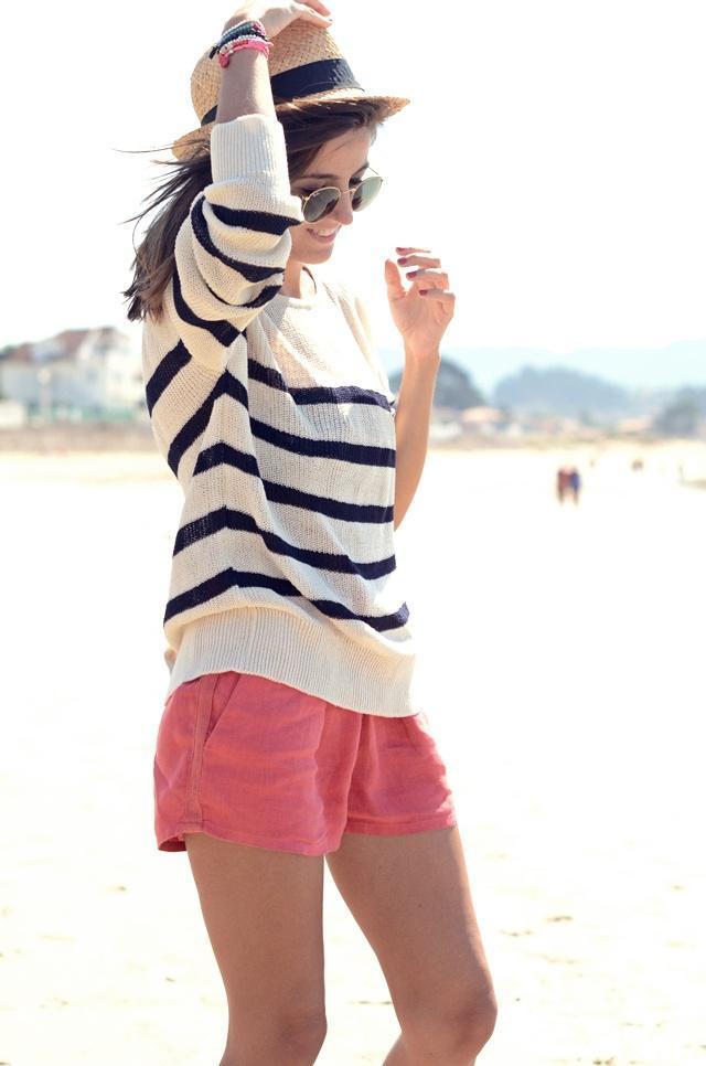 Beach Vacation Outfits : Adorable beach wear!