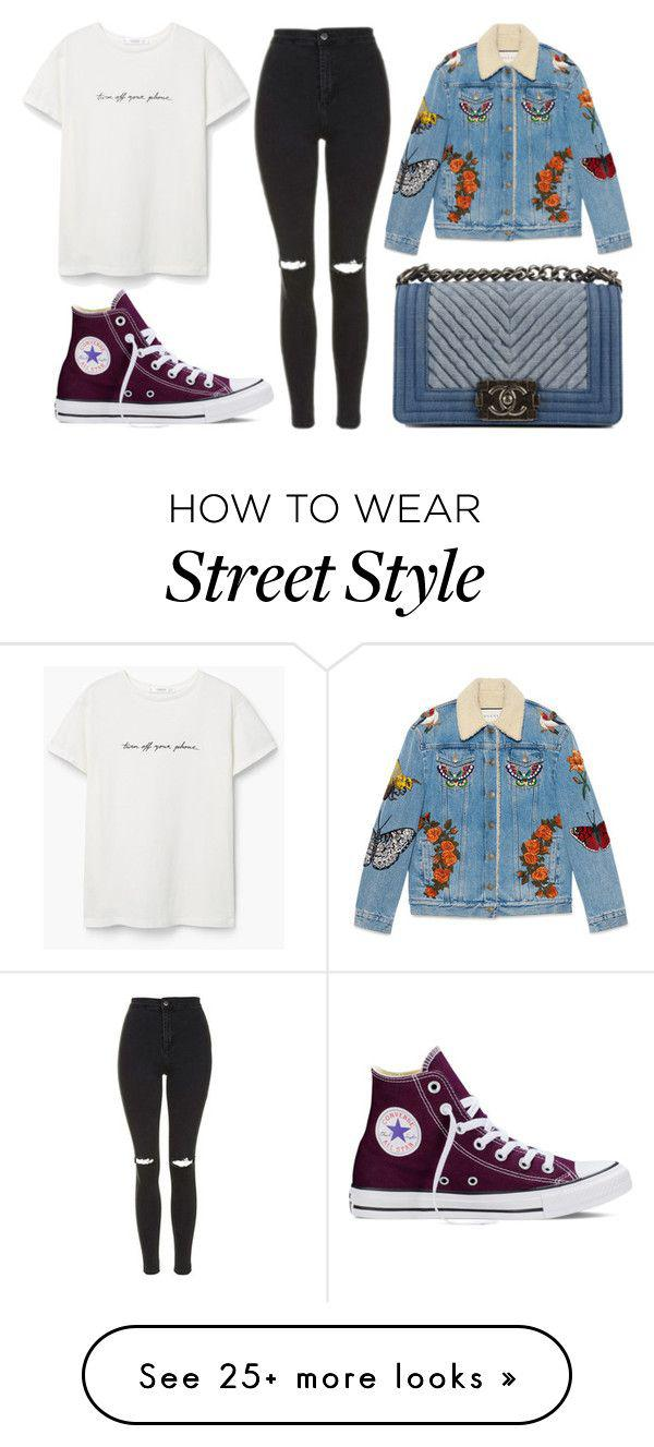 "be4c4e6cc Fresh New Ways to Wear Black Jeans : ""Street Style"" by gz-d on ..."