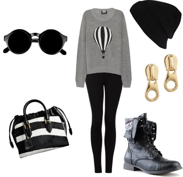 """Winter Outfit Ideas """"Love The Jumper"""" by meghan-e-m-keeler on Polyvore"""