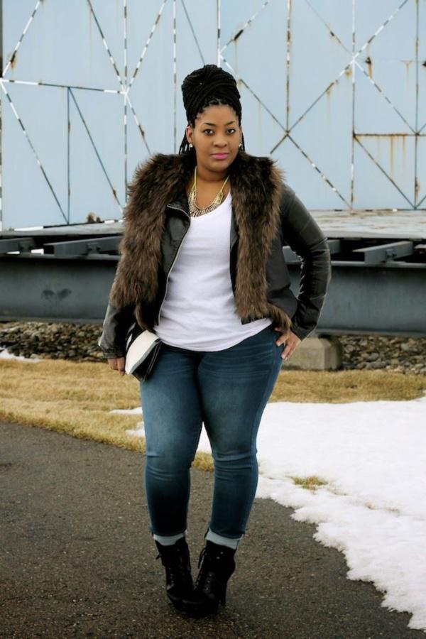 Polar Bear look   Outfit For Girls