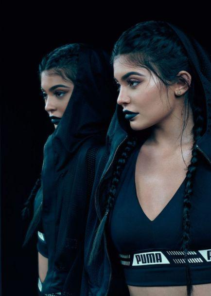 Kylie Jenner Outfits Kylie Jenners Back At It Again With Pumaand