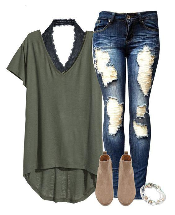f9088a0c76c9 polyvore outfit ideas for fall on Stylevore