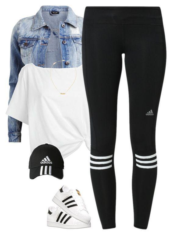 Cute Outfit For College On Stylevore