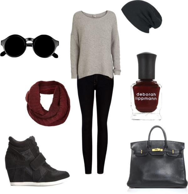 "Winter Outfit Ideas""Casual"" by meghan-e-m-keeler on Polyvore"