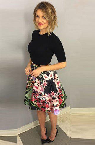 Florals outfit ideas