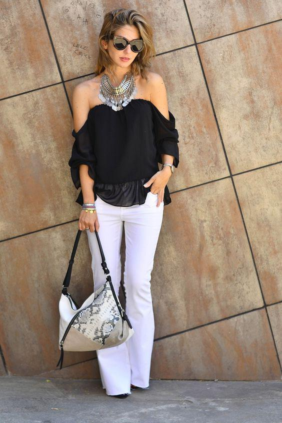 Rocking outfit…