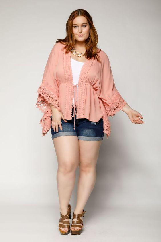Plus Size Summer Outfit – Plus Size Fashion for Women #plussize on ...