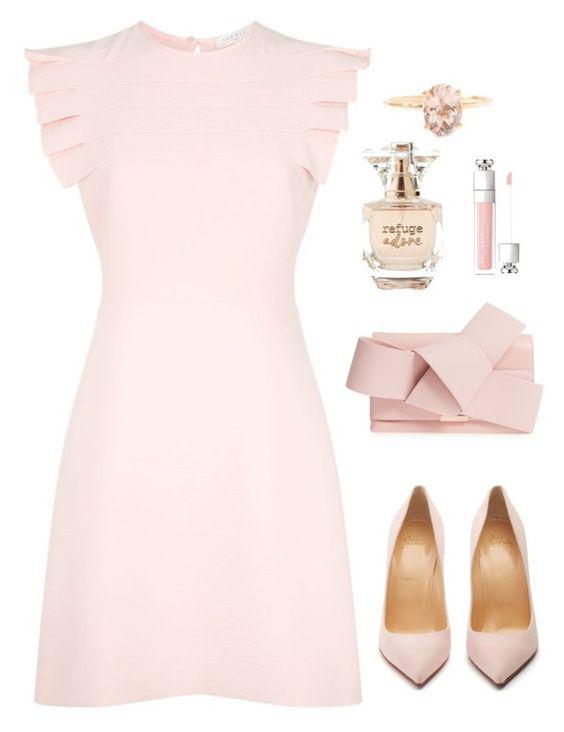 e543d94efa42 Light Pink Cute Easter Dress Idea For Girls on Stylevore