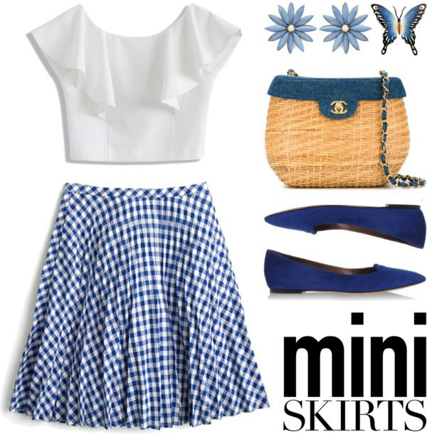 6197a705d4ef Cute Picnic Outfit for Summer on Stylevore