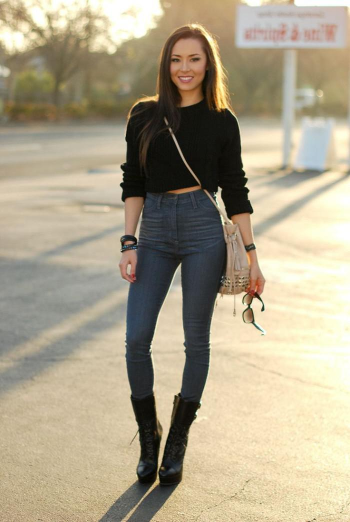 I love this urban chic look…