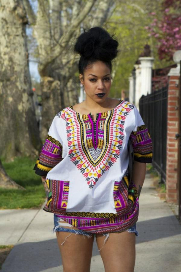 African clothing that compliments your look.