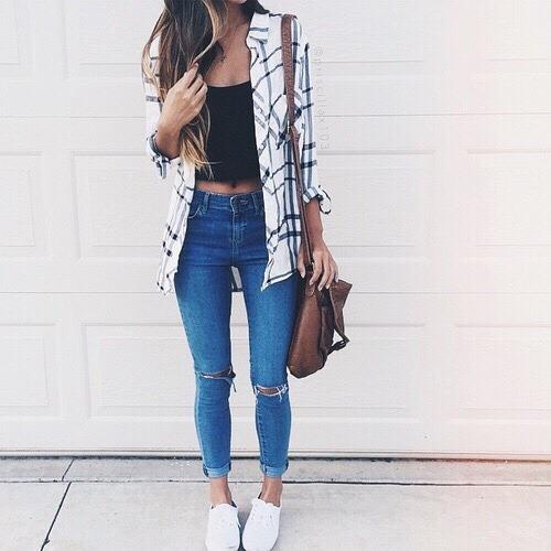 Back To School Outfit Tumblr Inspired