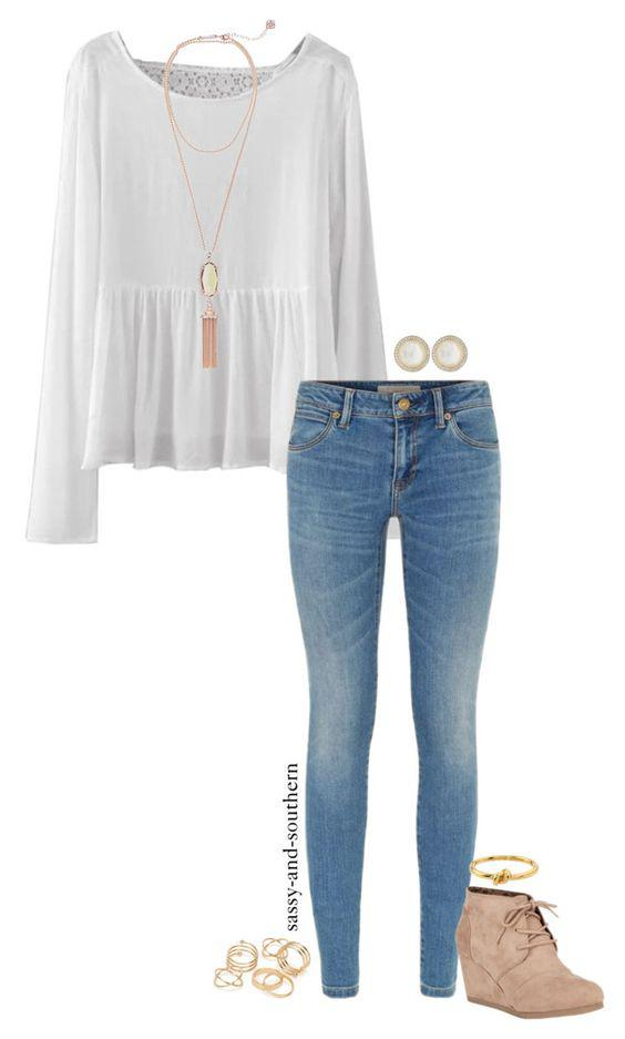 Flirty Back to School Outfit Ideas