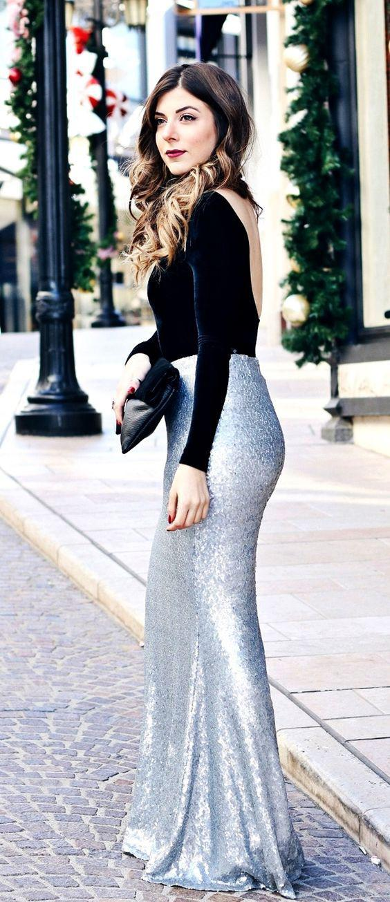 Christmas Classy Outfits Ideas To Wear This Year