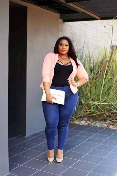 Black girl Plus Size Fashion – Best plus size outfits for ...