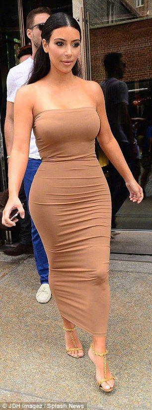 Kim Kardashian West is always ahead of the fashion game.