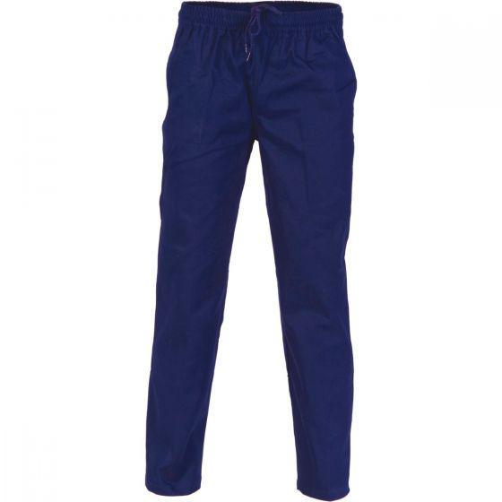 DNC WORKWEAR Drill Elastic Waist Pants 3313
