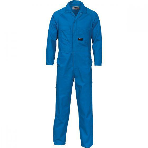 DNC WORKWEAR 200 GSM Polyester Cotton Coverall 3102