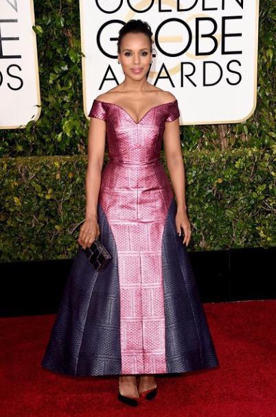 Golden Globes: Red Carpet Fashion