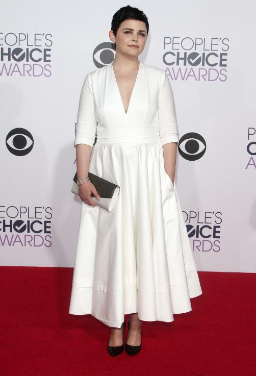 People's Choice Awards Red Carpet Fashion