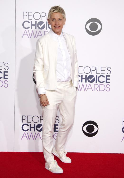 People's Choice Winner: Ellen DeGeneres