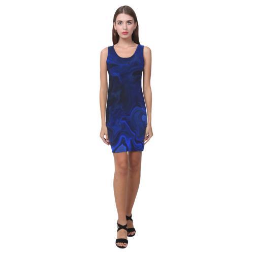 Indigo Flow Medea Vest Dress