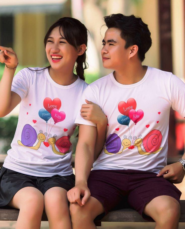 Cute Matching Couple T-Shirts For Boyfriend and Girlfriend – Soul Mate