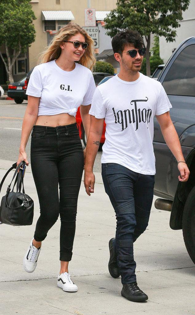Celebrity couples who dress in matching outfits
