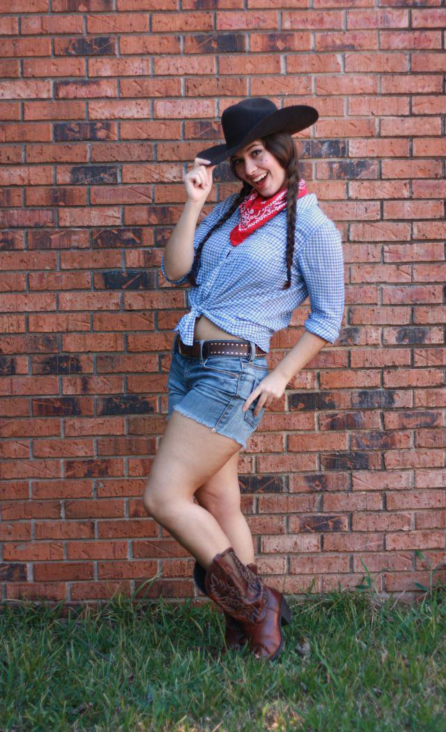 4f656d4c30 Modern Super Hot and Sexy Cowgirl Outfit Ideas on Stylevore