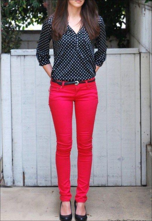 111 inspired polka dot dresses make you look fashionable (84)