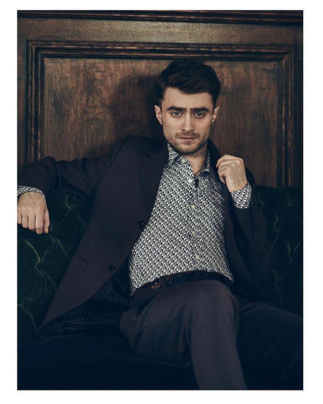 Daniel Radcliffe Photo shoot