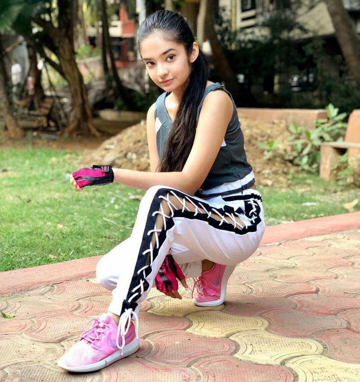 Anushka Sen Facebook