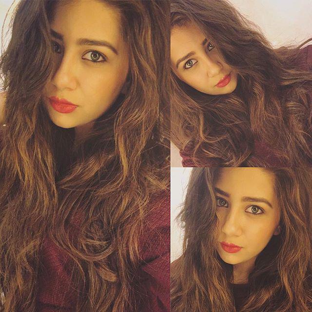 Nice and decorative aditi bhatia hairstyle, Yeh Hai Mohabbatein