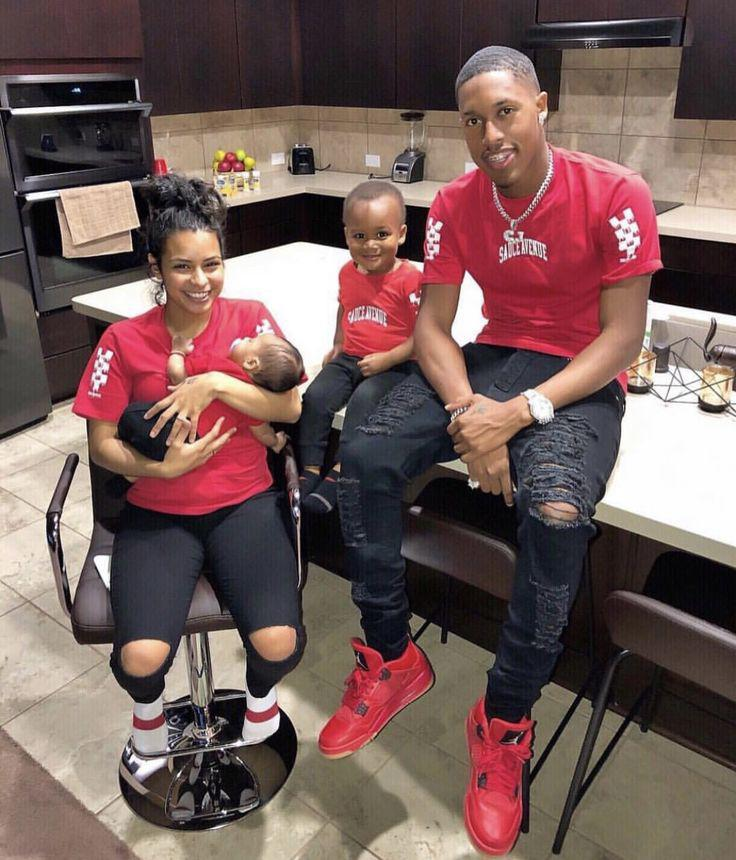 Cute Matching Outfits For Black Couples at Stylevore