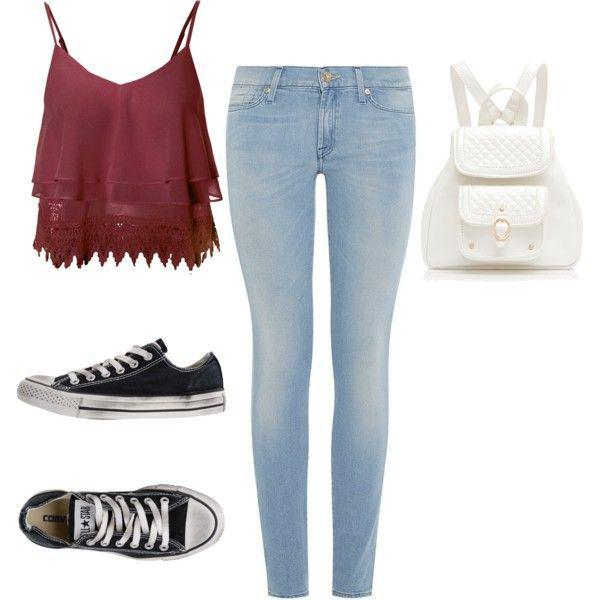 e9a9647148d3 Cute Summer Outfit Ideas for Teen Girls on Stylevore